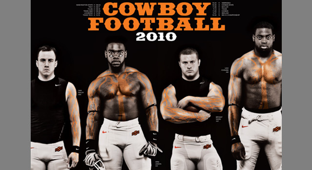 OSU Football Poster