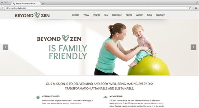 Beyond Zen